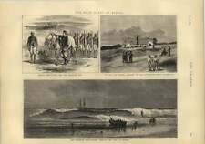 1873 Ashanti War Houssa Mercenaries St Paul De Loanda Congo Expedition