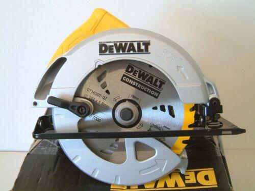 DeWalt DWE560 Compact Scie Circulaire 110 V