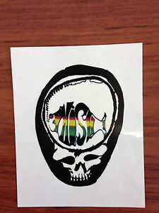 MOTORHEAD LOGO STICKER//DECAL MUSIC BAND 097 BRAND NEW VINTAGE