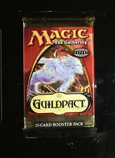 Magic the Gathering MTG Guildpact Booster Pack 2006 New & Sealed!