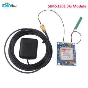 Detalles De Sim5320e 3g Módulo Gsm Gprs Gps Módulos Para Arduino 51 Stm32 Avr Mcu Diymall Ver Título Original