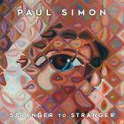 Paul Simon Stranger to Stranger CD Europe Concord 2015 16 Track Gatefold Card