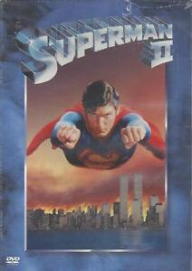 Dvd-SUPERMAN-II-2-con-Christopher-Reeve-nuovo-1980