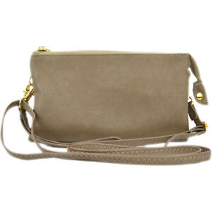 Vegan-Leather-Crossbody-Wristlet-Bag-or-Small-Purse-Clutch-With-Adjustable-Strap