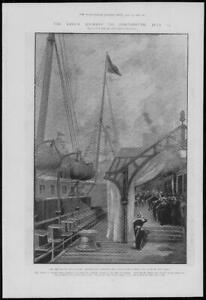 1902-Antique-Print-HAMPSHIRE-Portsmouth-Bluejacket-Invalid-Couch-Train-27