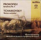 Prokofiev: Symphony No. 5; Tchaikovsky: Romeo & Juliet Super Audio CD (CD, Jun-2006, Audite)