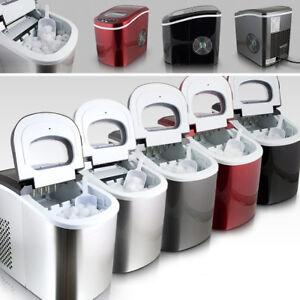 Eiswuerfelmaschine-Eiswuerfelbereiter-Eiswuerfel-Ice-Maker-Eis-Maschine-IceMaker