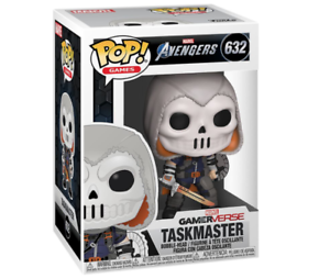 Marvel Gamerverse Taskmaster POP Vinyl Figure FUNKO
