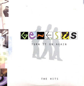 Genesis-CD-Sampler-Turn-It-On-Again-The-Hits-Promo-Europe-EX-M