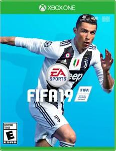 Brand New Factory Sealed Fifa 19 Standard Edition For Xbox One Games