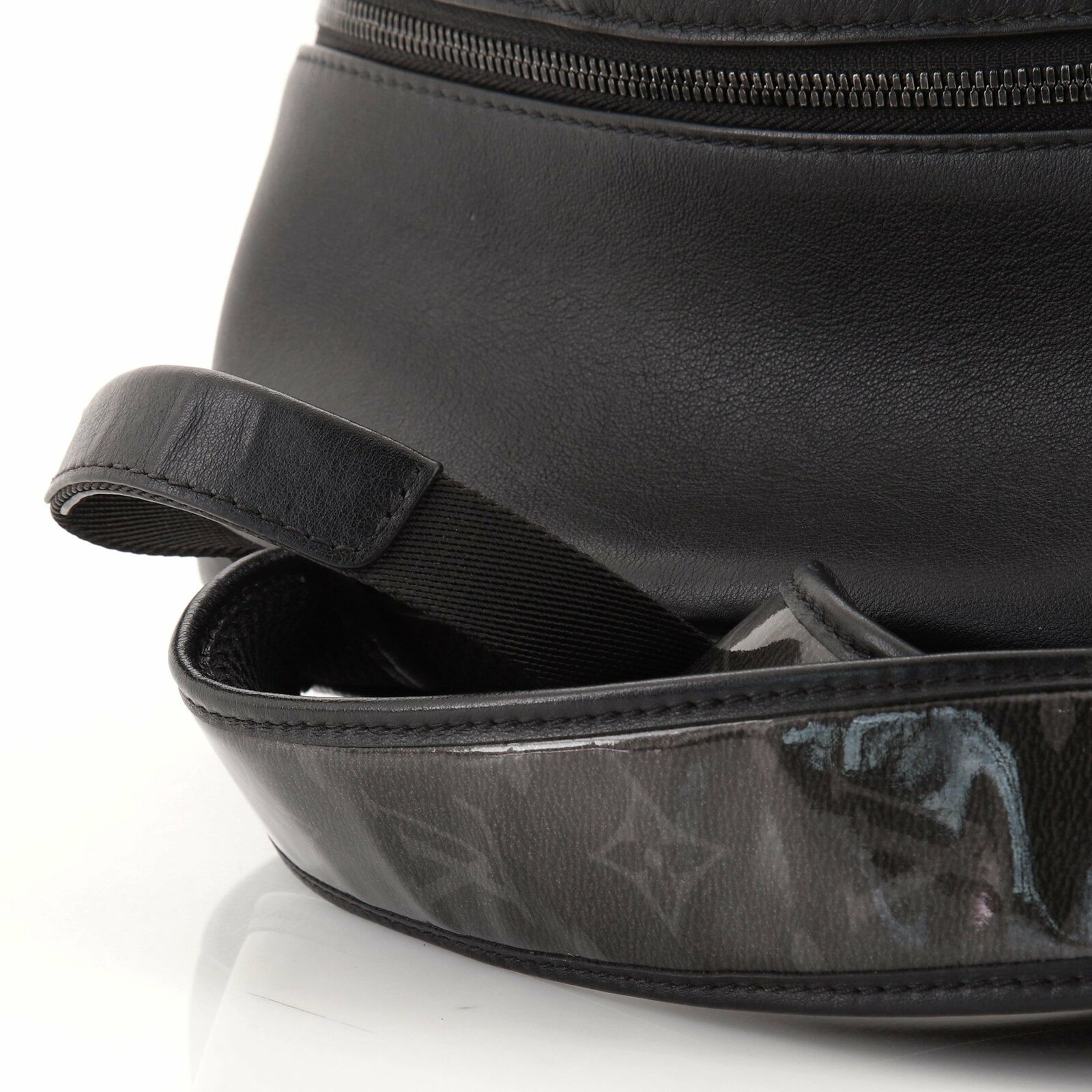 Louis Vuitton Backpack Dark Infinity Leather PM - image 7