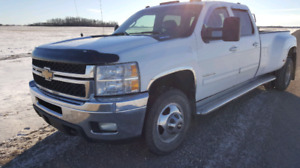 2012 Chevy Duramax dually