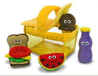 Melissa & Doug Food Toy/picnic Basket (new)