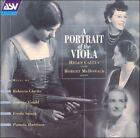 A Portrait of the Viola (CD, Aug-2013, ASV)
