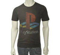 Sony Playstation Video Game Weathered Logo T Shirt_new W.tags_officially License