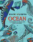 Inspired Colouring - Ocean: Colouring to Relax and Free Your Mind by Parragon Book Service Ltd (Paperback, 2016)