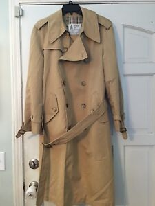 Vintage London Fog Maincoats Belted, Classic London Fog Trench Coat