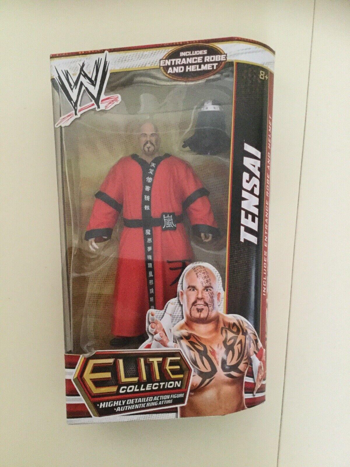 WWE Elite Series 22 Lord Tensai Action Figure