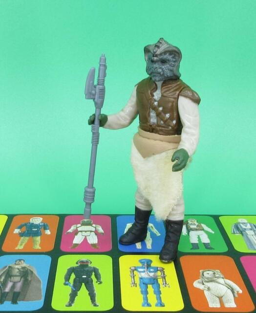 Vintage Star Wars Klaatu! COMPLETE!! 1983 Thick Skirt Return of the Jedi