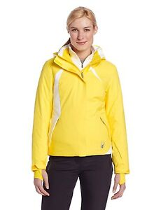 Size Nwt white Jackettaxi Amp Spyder Women's 8 IfqHwa