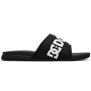 Sp Shoes Bolsa Hombre Detalles Dc De Chanclas Negro l1TKJFc