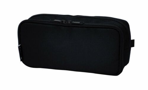 Cubic scan pen case round Zip box black 106163-15