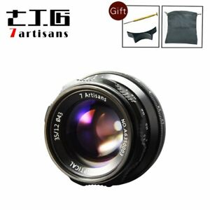 7artisans-35mm-F1-2-Standard-Manual-Fixed-lens-for-Sony-E-mount-With-Free-Gift