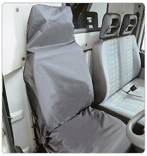 Mercedes vito  Single Front Seat Protector HEAVYWEIGHT  Heavy Duty Cover van