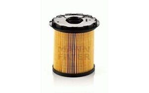 Combustible de filtro MANN filtros PU original 822 X Renault