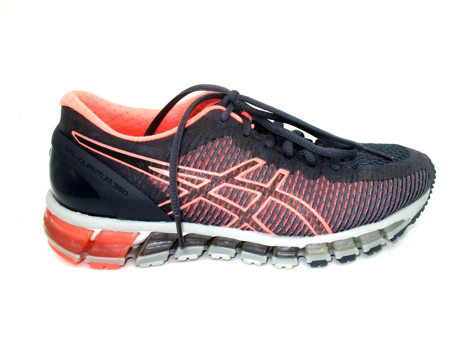 Asics Gel Atléticos Quantum 360 Correr Entrenamiento Zapatillas Zapatos Atléticos Gel para mujer 7M Usado En Excelente Condición 331058