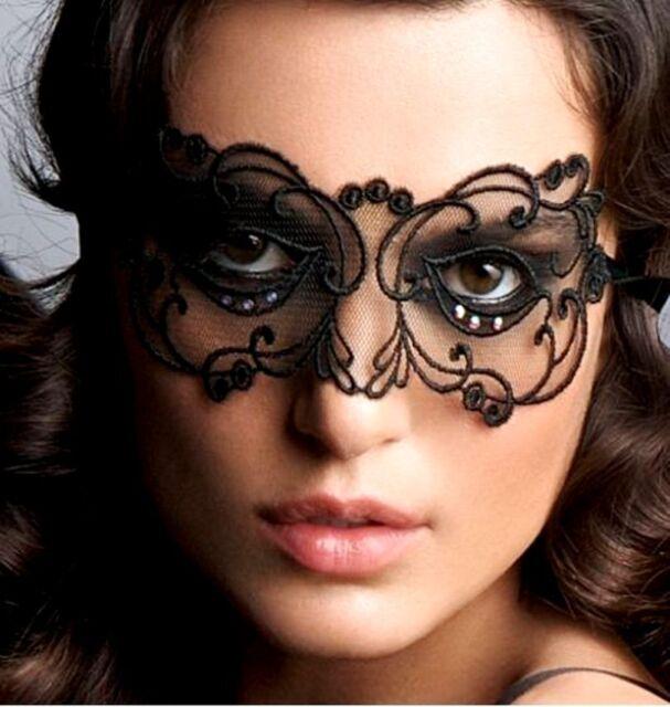 f5a4fdd2fe Lingerie Lise CHARMEL Loup Noir Diaman soir de Venise Masque Mask ...