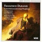 Francesco Durante - :Lamentationes Jeremiae Prophetae (1995)