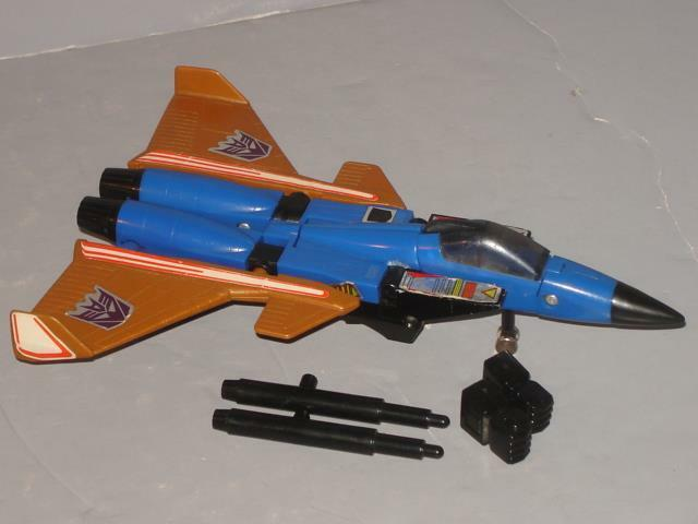 """G1 TRANSFORMER SEEKER JET DIRGE COMPLETE LOT   2 LOTS OF PICS PROF CLEANED"""""""