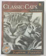 Buffalo Games Classic Cats Katski 529 Piece Jigsaw Puzzle