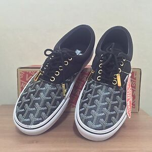 Vans Authentic Custom Vans X Goyard C...