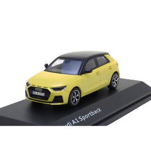 Details Zu Audi A1 Sportback Gb Phytongelb 1 43 Modellauto 5011801032 Miniatur Gelb Yellow