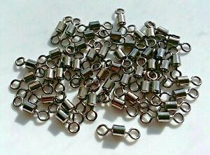 50-ct-Barrel-Swivels-Black-Nickel-Size-1-3-4-034-BULK-100lb-Read-Description