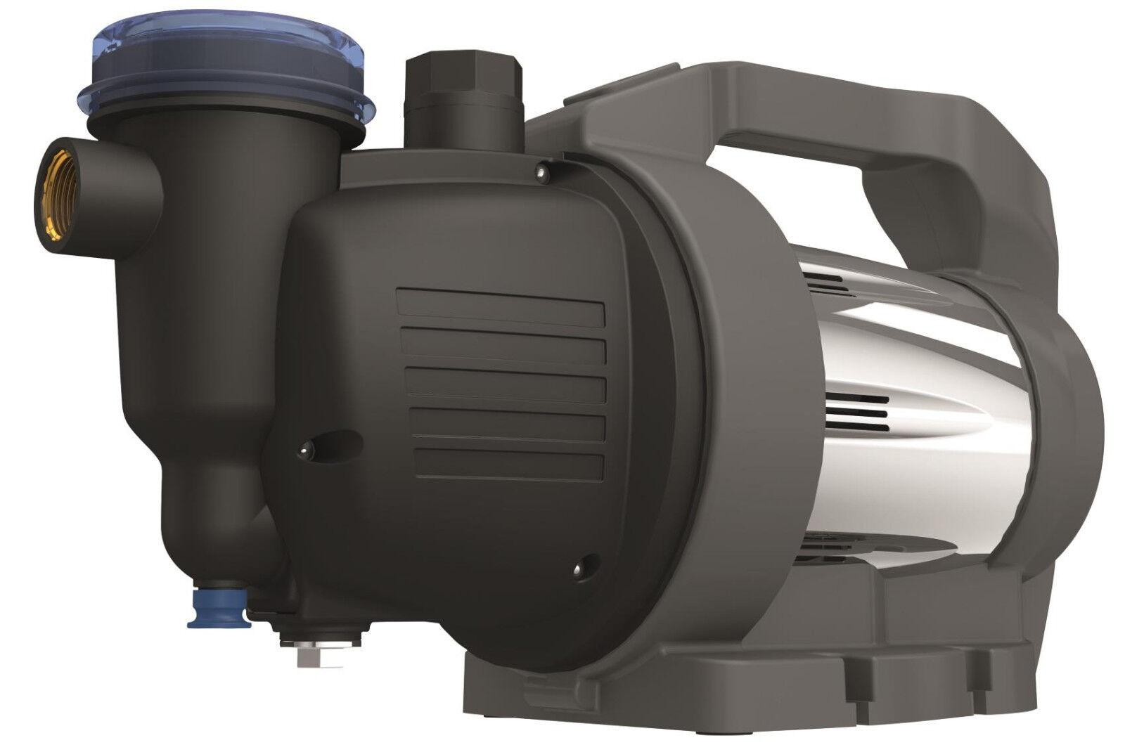 Oasi acqua domestica sportello automatico Promax Garden Automatic 4000 POMPA ACQUA POZZO CISTERNA