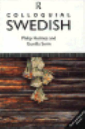 Colloquial Swedish (Colloquial Series), Philip Holmes, Acceptable Book