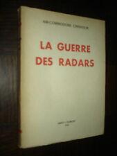 LA GUERRE DES RADARS - Air-Commodore Chisholm 1954 - Aviation 39-45