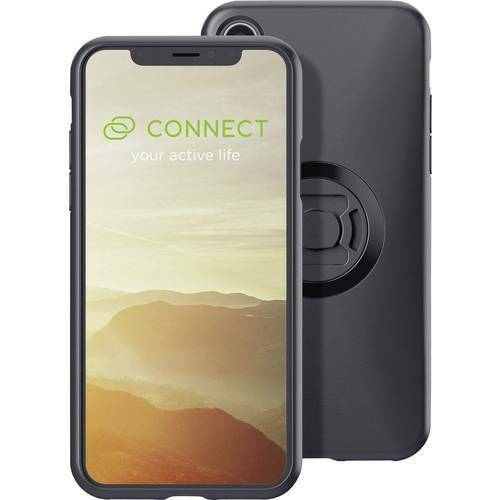 Supporto per smartphone sp connect phone case set iphone x black