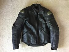 Dainese Competition Kevlar Motorcycle Jacket Size US 42 (EU 52) + Back Protector