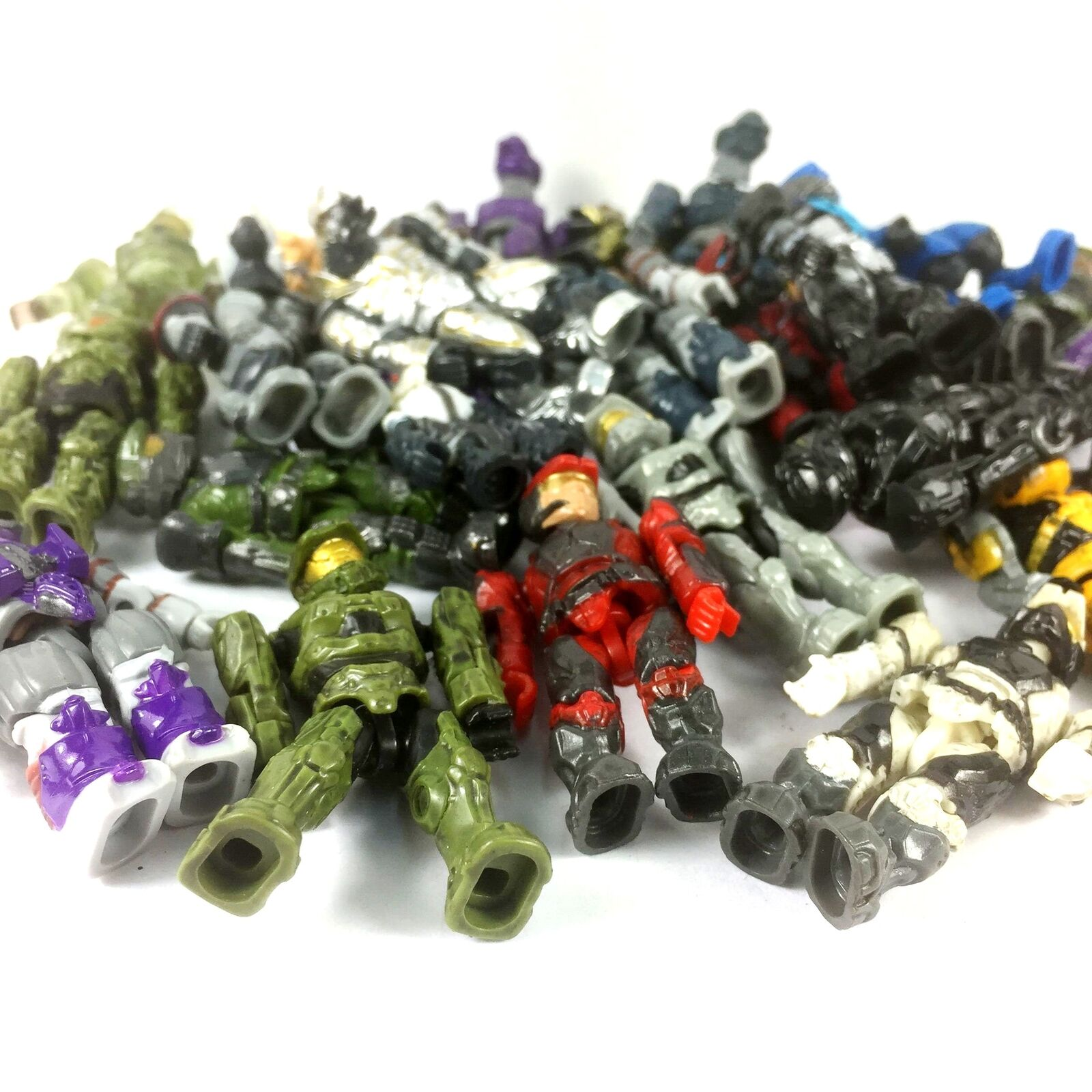 random 40PCS Different Halo Mega Block Building toy mini Figure Xmas Gift Toy