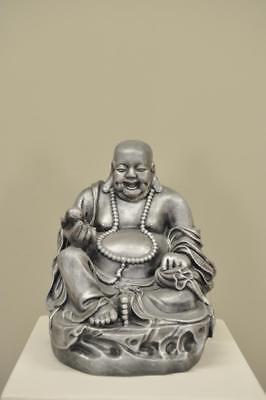 Design Buddha Figura Statua Scultura Figure Sculture Decorazione Decorazioni 30cm-