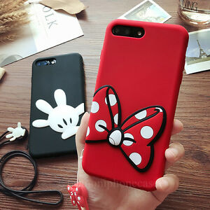 coque minnie iphone 8 plus