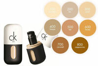 Ck One 3-in-1 Face Makeup With Spf8 Sunscreen Oil-free Various Shades Unboxed