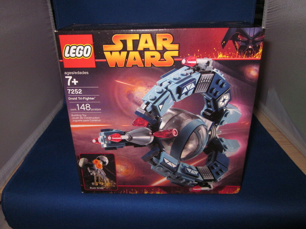 Lego Star Wars 7252 Droid Tri-Fighter Sealed