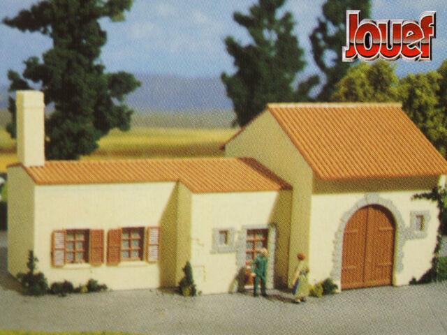 Jouef - FERME DU LANGUEDOC Maquette kit réf. 1045 Neuf à monter HO 1/87