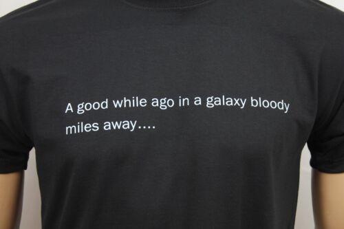 A Good Galaxy Star Wars inspired mens film t-shirt