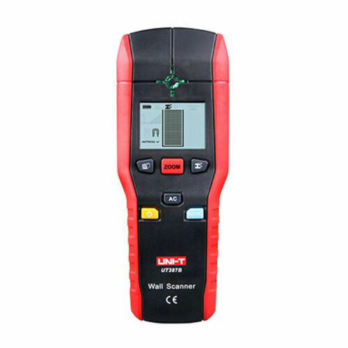 UNI-T UT387B Mini Handheld Wall Detector Metal Wood AC Cable Finder Scanner OZ